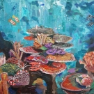 Adriana Taboada, Age 16, New York, NY; Vibrant Co-existence