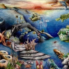 Shaw-Zong Hsueh, Age 15,Houtson, TX; Underwater Harmony