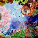 Amy Son, Age 12, Cherry Hill, NJ; Wonders of the Creatures Below