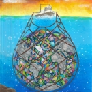 """What's in an IUU Fishers' Net?"" by Ashley Ayeri, Age 15, Virginia"