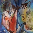 """Fishing Disaster"" by Supratik Das, Age 14, India"