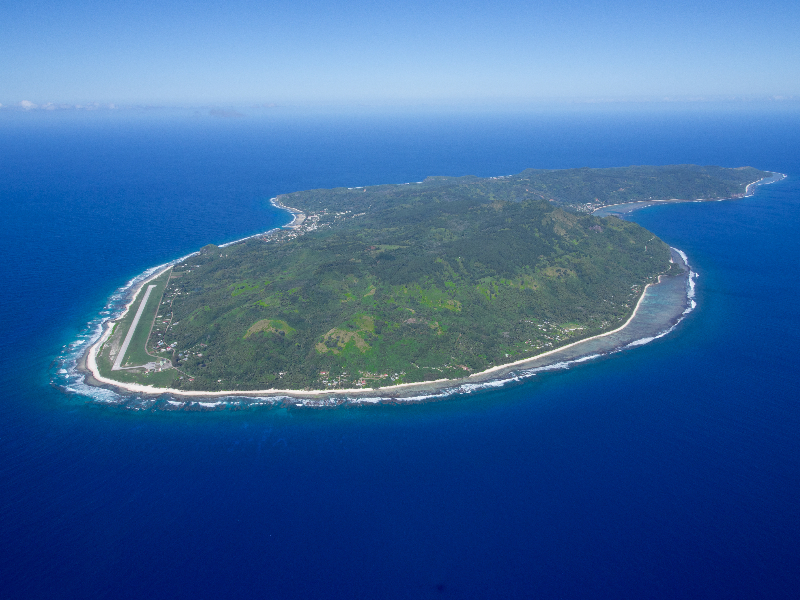 Austral Islands Coral Reef Research For Marine Species