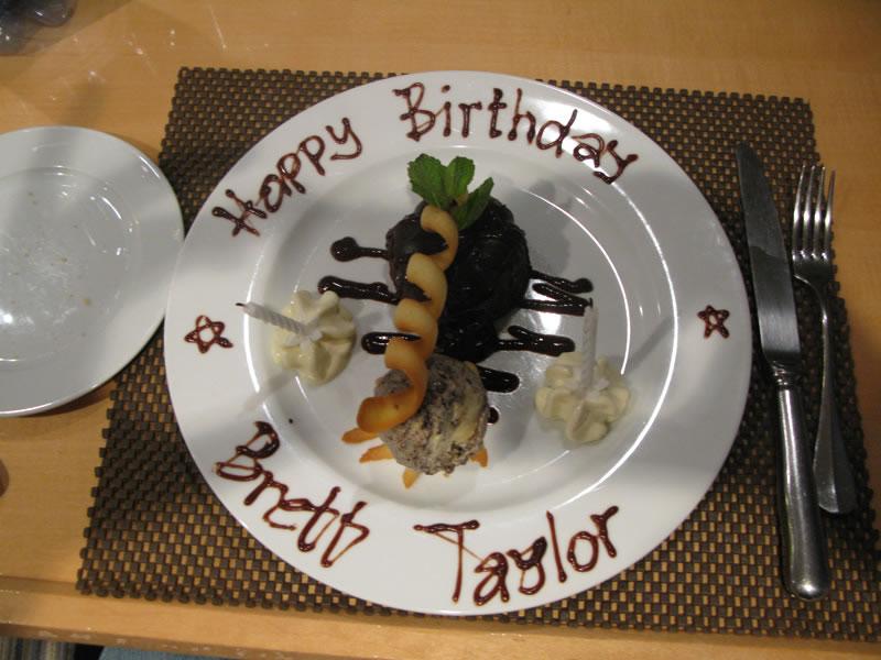Happy Birthday Brett Taylor!