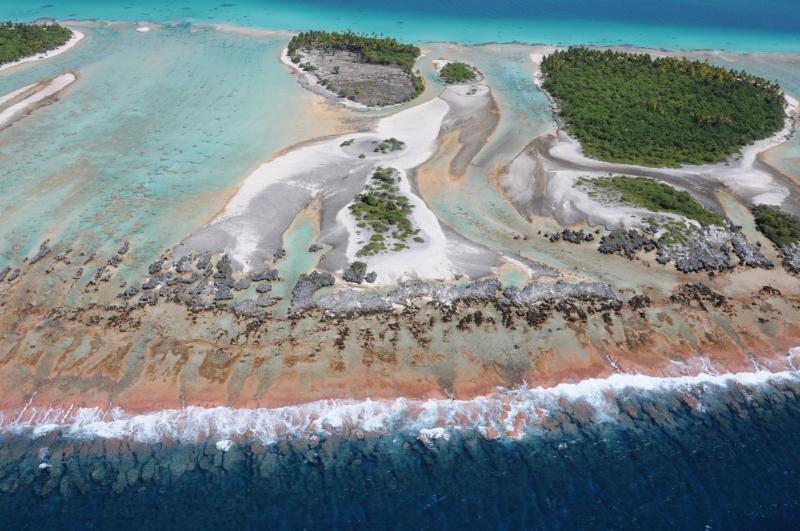 Aerial - Tuamotu