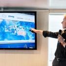 Brian Sullivan, Program Manager, Google Ocean. (© Andreas Krueger/UNESCO)