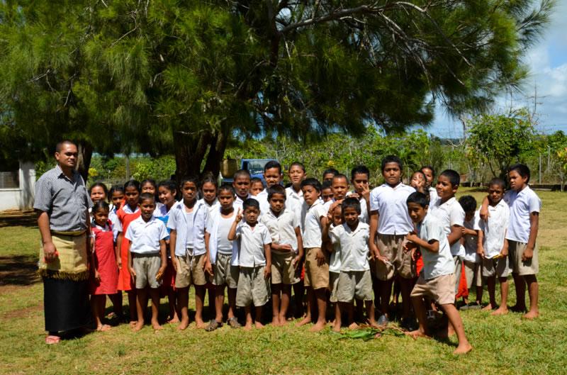 GPS Tu'anekivale school photo