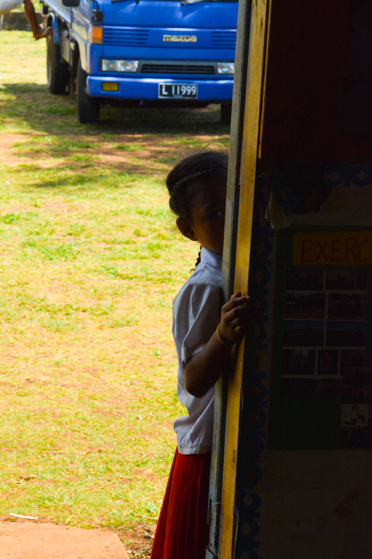 GPS Tu'anekivale young student playing hide and seek.