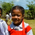 Students at GPS Tu'anekivale enjoying recess