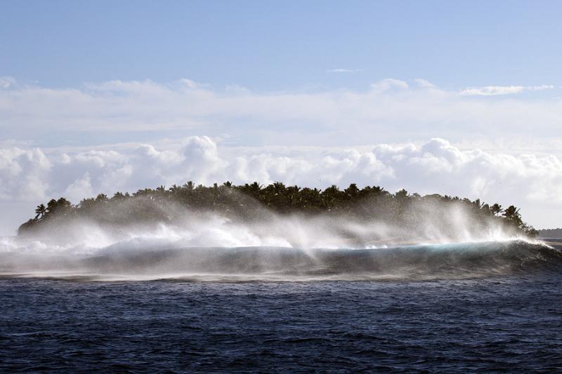 Island in Ha\'apai island group.
