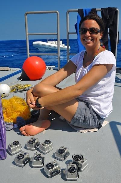 Living Oceans Fellow Dr. Sonia Bejarano