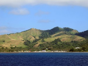 Vanuabalavu Island, Mavana Village site of Mavana MPA.