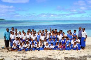 Fulaga Island Muanaicake Village primary school