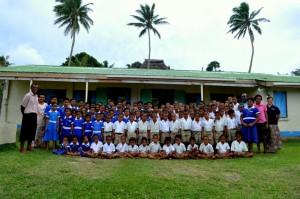Cicia Island, Mabula Village primary school