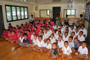 Vanua Balavu Island, Adi Maopa Village primary school