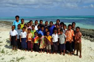 Vanuavatu Island primary school