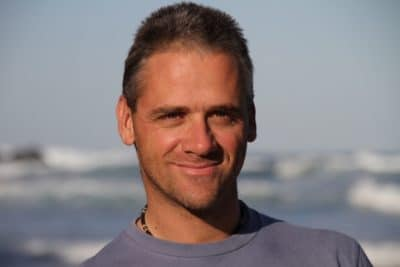 Dr William Robbins of Wildlife Marine