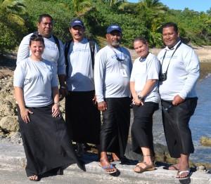 Environmental education team: