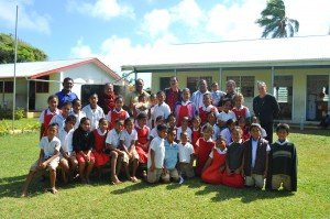 Tonga Coral Reef Education with Living Oceans Foundation at Government Primary School (GPS) Koulo