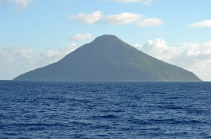 Tafahi Island is volcanic in nature and it has the highest elevation in the Niuas.