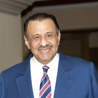 HRH Prince Khaled bin Sultan