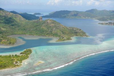 Society islands, French Polynesia