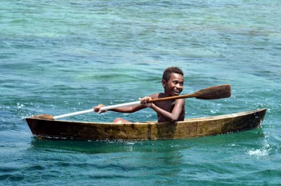Traditional Dugout Canoes of Solomon Islands