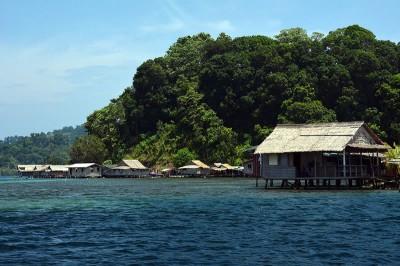 Kia Village, Santa Isabel Island, Solomon Islands