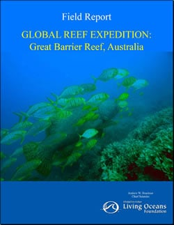 Great Barrier Reef Field Report