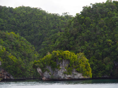 Rock Islands, Nikko Bay, Palau