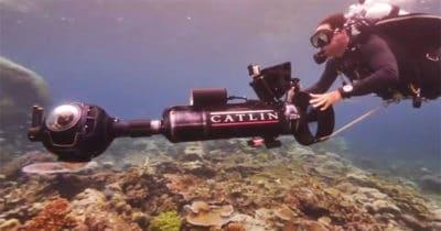 360⁰ Solomon Film with Catlin Seaview Survey for World Oceans Day 2015