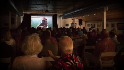 Mapping the Blue films screening in Annapolis