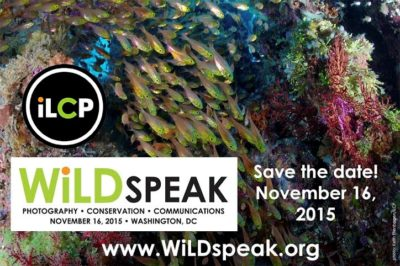WiLDSPEAK iLCP conservation photography at FotoWeekDC