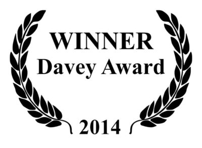 Winner Davey Award