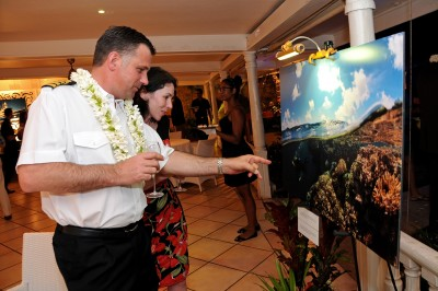 Michele Westmoreland Photo Exhibit in French Polynesia