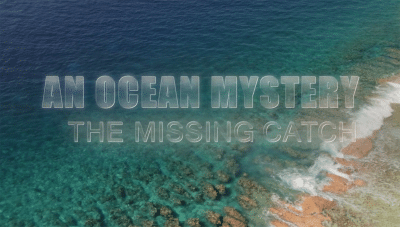 An Ocean Mystery: The Missing Catch Title