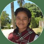 Tongan High School Student