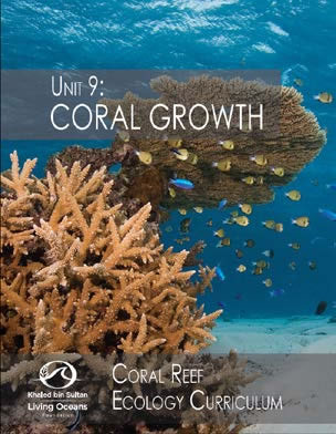 new marine science curriculum unit 9 coral growth