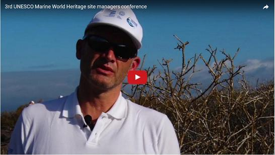 World Heritage Marine Site Managers Conference Video