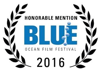 2016 Blue Ocean Film Festival Honorable Mention
