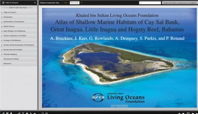 Interactive Bahamas Atlas
