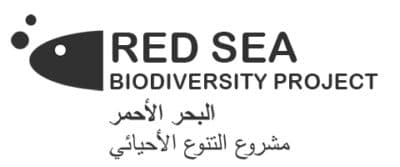 Red Sea Biodiversity Project Logo