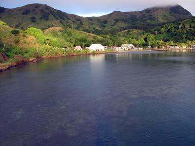 Island of Totoya, Lau, Fiji