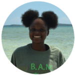Bahamian high school student talks about her experience in the B.A.M. project 3